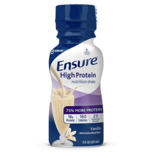 Ensure High Protein Nutrition Shakes