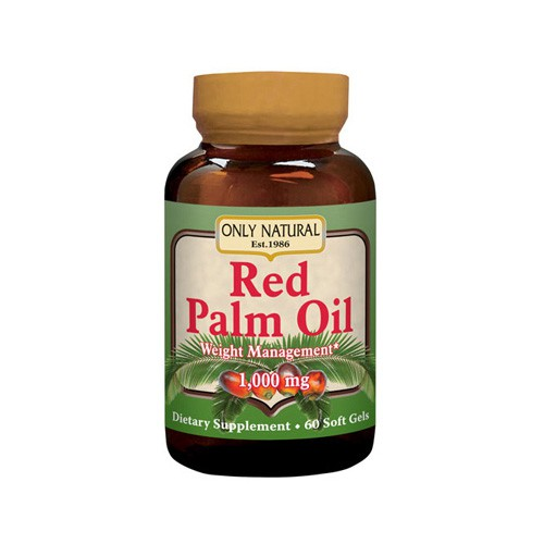 Only Natural Red Palm Oil