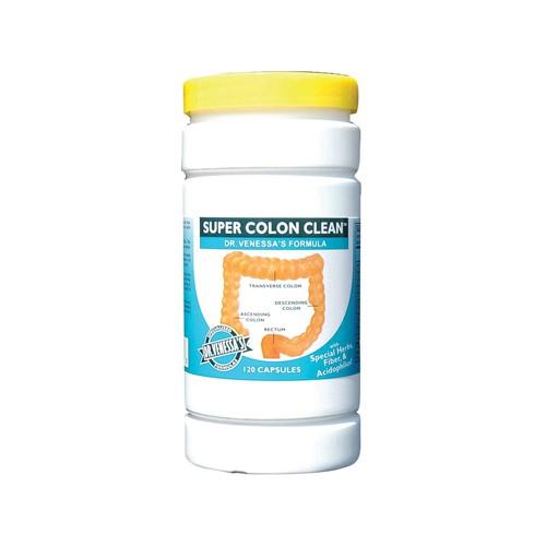 Dr Venessas Super Colon Clean Dietary Supplement