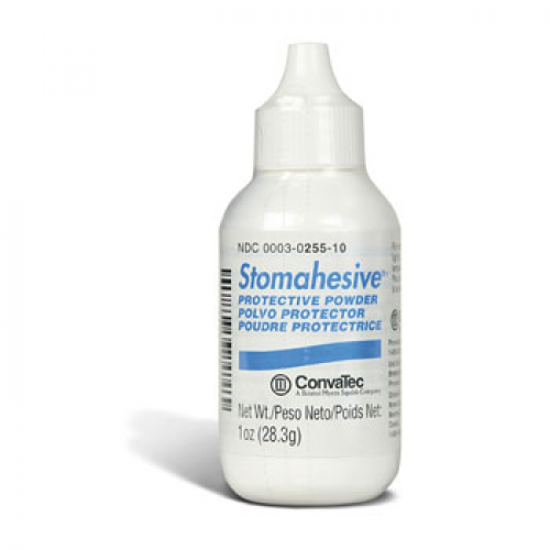 ConvaTec Stomahesive Protective Powder, 1 oz. Squeeze Bottle - 025510