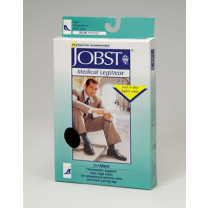 Jobst Men's Knee High Compression Socks CLOSED TOE 20-30 mmHg