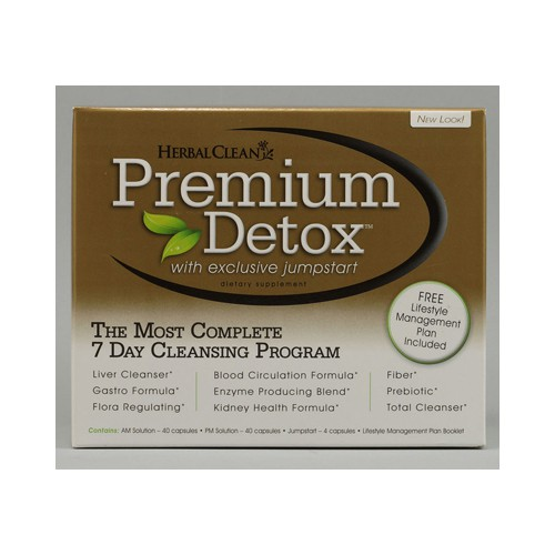 BNG Herbal Clean Premium 7 Day Detox Kit