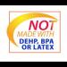 No DEHP, BPA or Latex