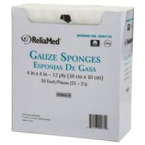 4412S Gauze Sponges 4x4 Inch