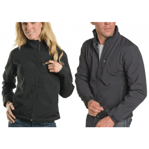 Soft Shell Heated Jacket City Collection