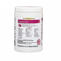 Dispatch Disinfectant Disposable Pop Up Wipes