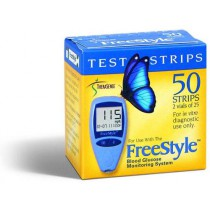 Therasense FreeStyle Test Strips