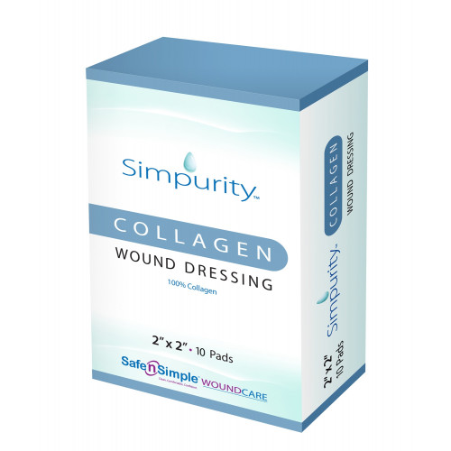 Pad Collagen Wound Dressing