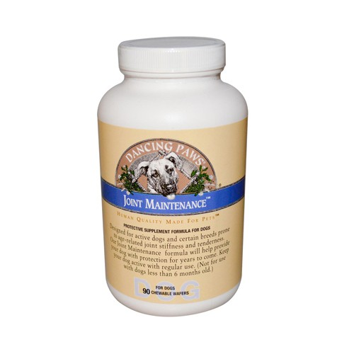 Dancing Paws Canine Joint Maintenance Supplement