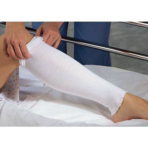 AlbaHealth Stockinette Non-Sterile Tubular Cotton, Latex Free