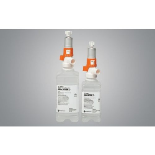 CareFusion Sterile Water, 1000 and 500 mL Bottles