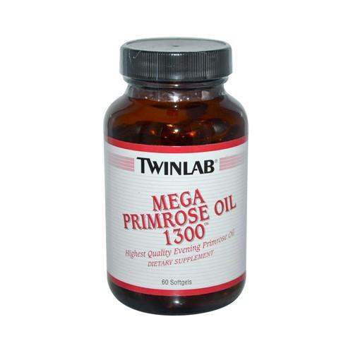 Twinlab Mega Primrose Oil 1300 mg