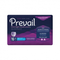 Prevail Women's Overnight Underwear