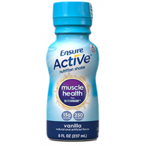 Ensure Active Muscle Health Vanilla Shake