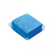 Sontara EC Wipers, Creped, Blue, Qtr Folded in Poly Pack