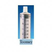 Monoject 60 mL Syringe Toomey Tip - Rigid Pack