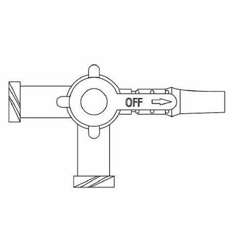 Discofix 3-Way Stopcock