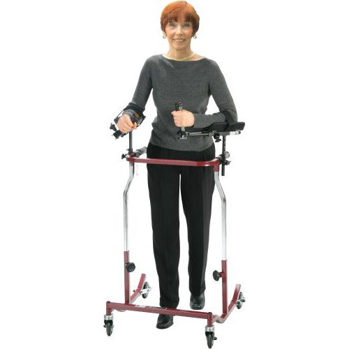 Drive Forearm Platforms and Mounting Brackets for Wenzalite Safety Rollers and Gait Trainers