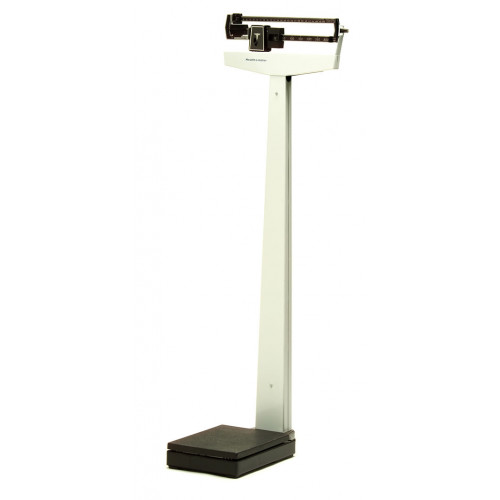 Health o meter Physician Beam Scale with Rotating Poise Bars