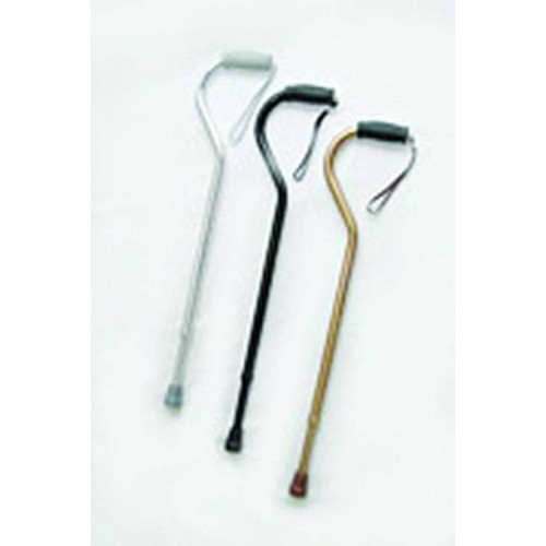 Invacare Cane Offset Handle with strap
