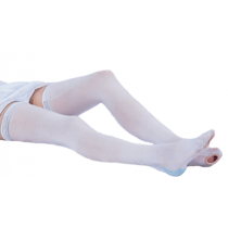 Anti-Embolism Stockings CAP Thigh-High Inspection Toe 18 mmHg