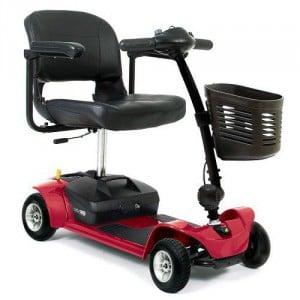 Pride Go-Go Ultra X 4-Wheel Travel Scooter