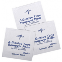 Adhesive Tape Remover Pads