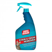 Cat Stain and Odor Remover