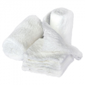 Bulkee II NON25861 Cotton Gauze Bandage 3.4in x 3.6yds 6 Ply Sterile
