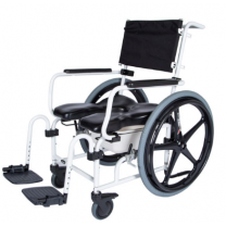 800 Rehab Shower/Commode Chair-Seat