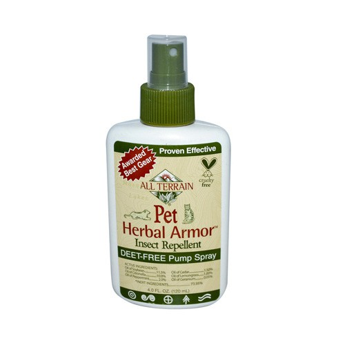All Terrain Pet Herbal Armor Insect Repellent
