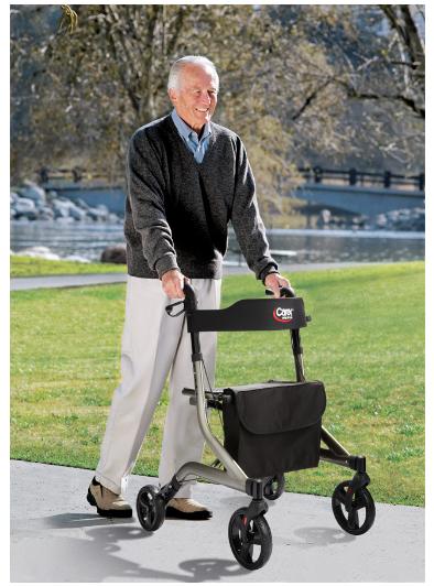 Lightweight Walker Active Senior Buy Rollator Walker