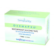 Simpurity Dermapro Waterproof Silicone Tape