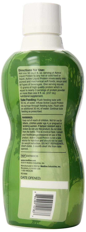 active liquid protein nutritional supplement c2f