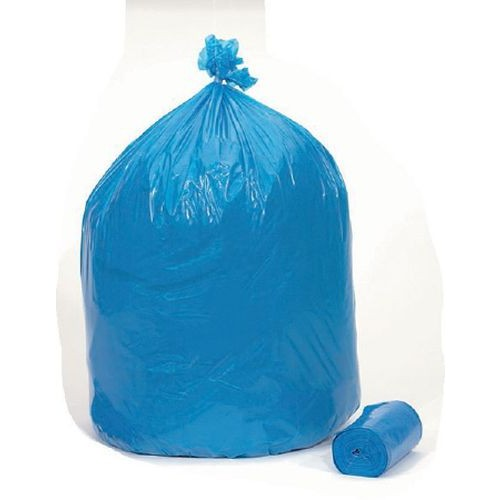 Blue Recycling Liners - 15 Gallon - Extra Heavy Duty
