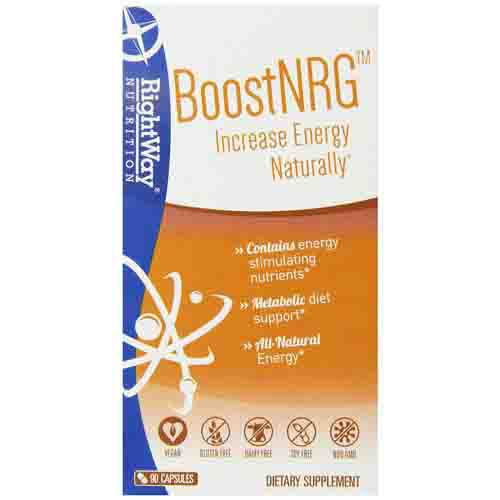 Boost NRG Energy Supplement
