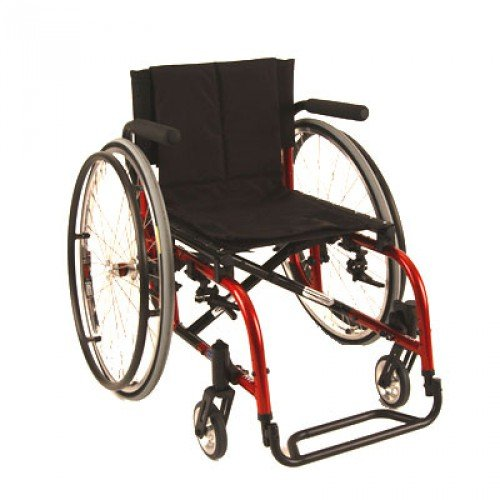Invacare MVP Fixed Frame Wheelchair