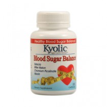 Kyolic Aged Garlic Extract Blood Sugar Balance Herbal Supplement
