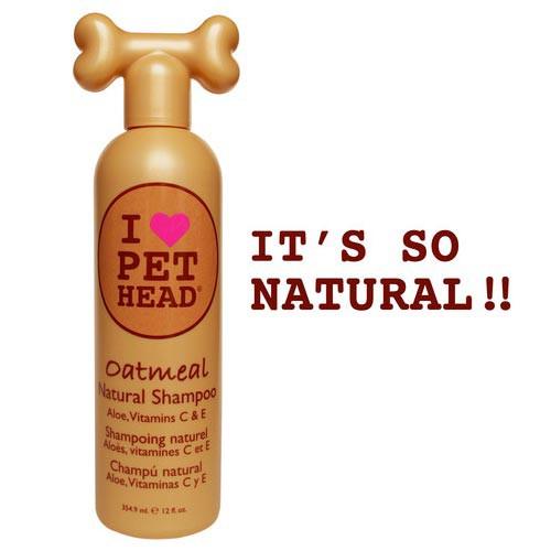 Pet Head Natural Shampoo