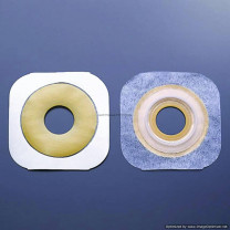 CenterPointLock Flextend Extended Wear Skin Barrier with Porous Cloth Tape