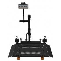 HAULWAY Heavy Duty Power Wheelchair Carrier Lift