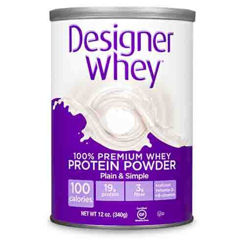 Protein Powder Plain and Simple