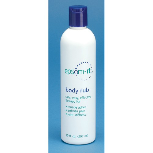 Epsom-It Body Rub Lotion