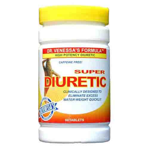 Super Diuretic Diet Aid