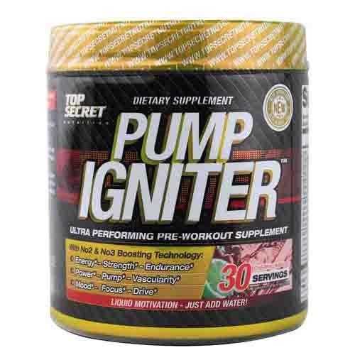 Pump Igniter Energy Supplement