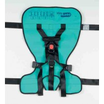 Kidy Safe Child Restraint for Gurney