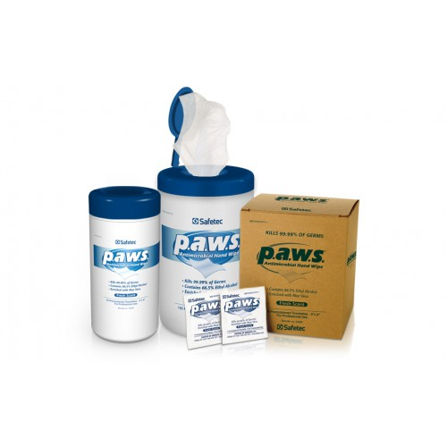 Paws Hand Wipes