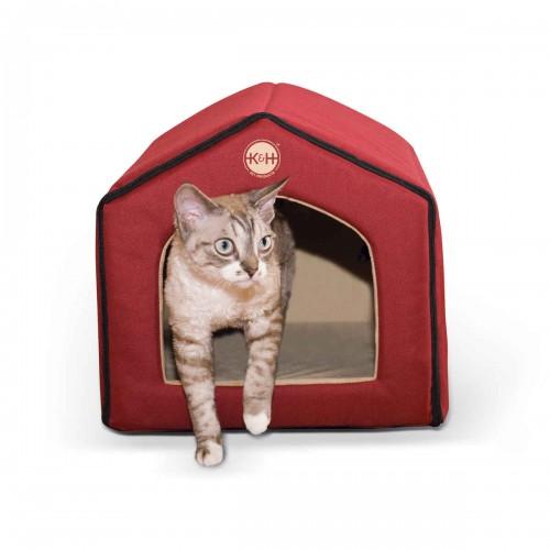 Heated Indoor Pet House