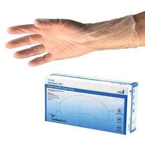 InstaGard Vinyl Exam Gloves DINP-Free, Powder Free - Non-Sterile