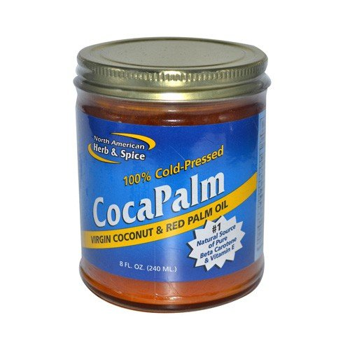 North American Coconut and Red Palm Oil